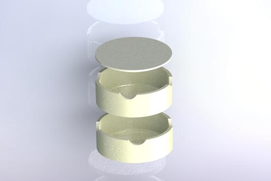 KERAMOS M-Dental Zirconia Sintering Furnace-1650C-MoSi2 Heaters