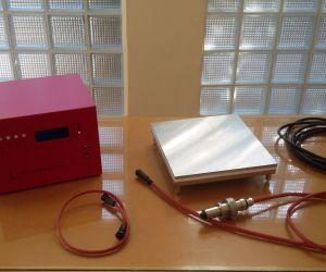 Compact Vacuum Hot Plates-Glove Box-Antechamber-Vacuum Applications
