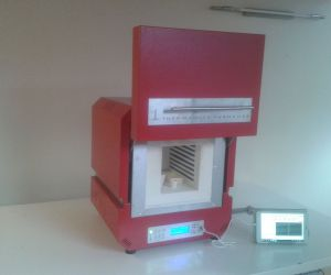 Laboratory Muffle Furnaces and Kilns up to 1200 ˚C, FeCrAl heaters, 2.6 to 150 lt