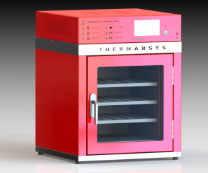 Vacuum Oven - Cubic and Cylindrical Chamber Shapes - Max. Temperature 200 ˚C